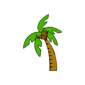 palm tree leaves clipart at getdrawings com free for personal use rh getdrawings com palm tree clipart images palm tree clipart no background