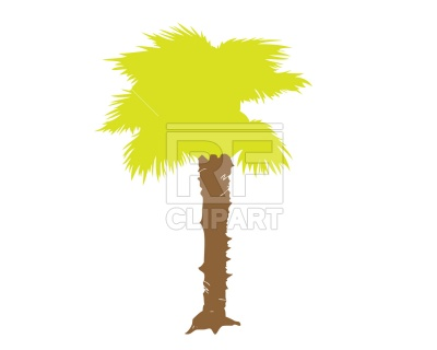 400x320 Palm Tree Free Download Vector Clip Art Image