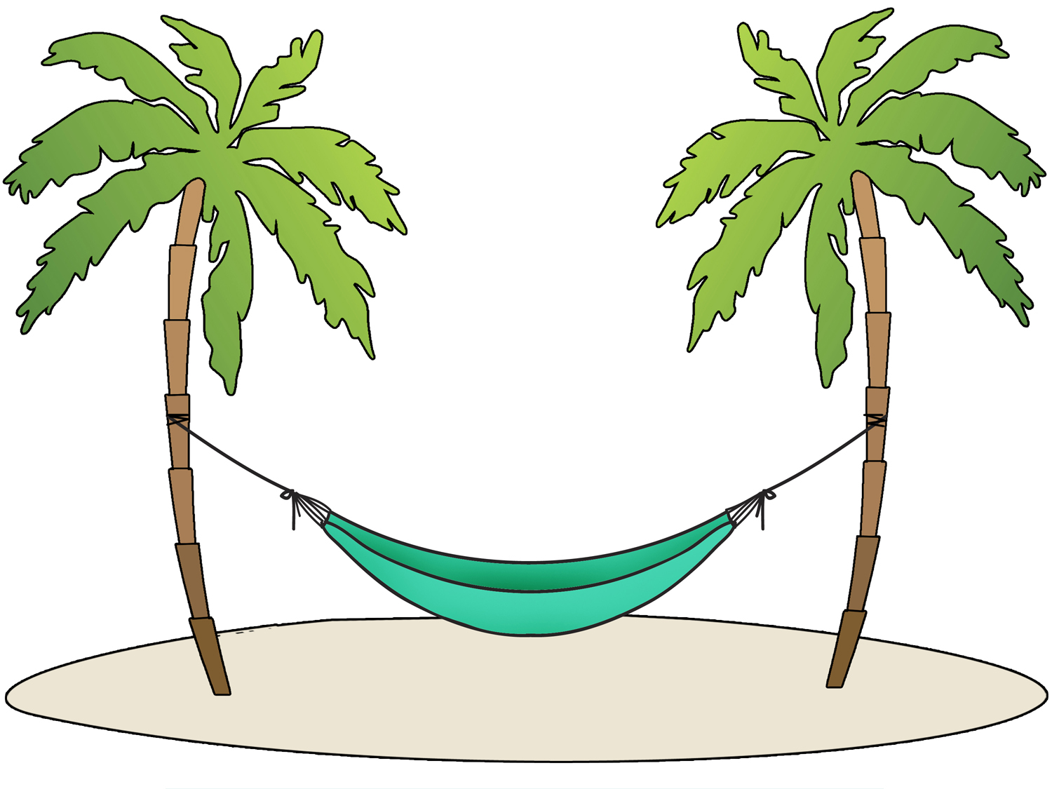 1500x1125 Free Palm Tree Clipart Cartoon Images