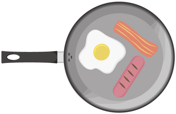 592x384 Cooking Pan Clipart Clip Art