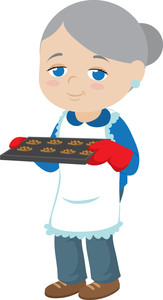 163x300 Free Baking Clipart Image 0071 1012 0821 5724 People Clipart