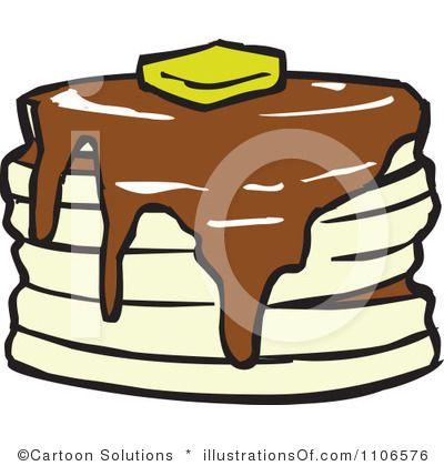400x420 Fancy Pancake Images Clip Art