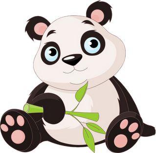 319x313 Cute Cartoon Panda Cute Cartoon Panda Bears Clip Art Cartoon