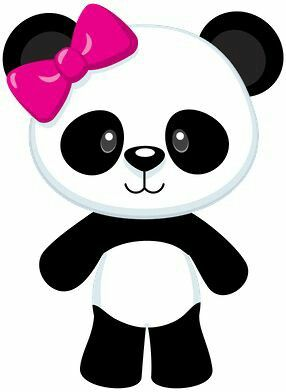 286x392 Pin By Wei King On 1st Birthday Ideas Panda, Needle