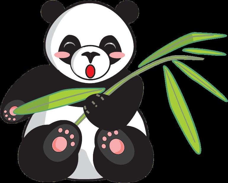 770x617 Panda Clipart Free To Use Public Domain Giant Panda Clip Art