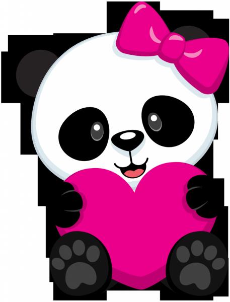 457x600 Panda, Bears And Cricut