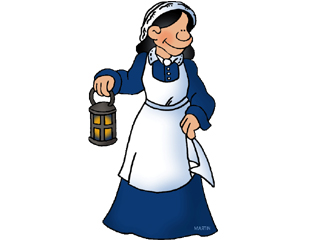 320x240 Free Florence Nightingale Clip Art Clipart