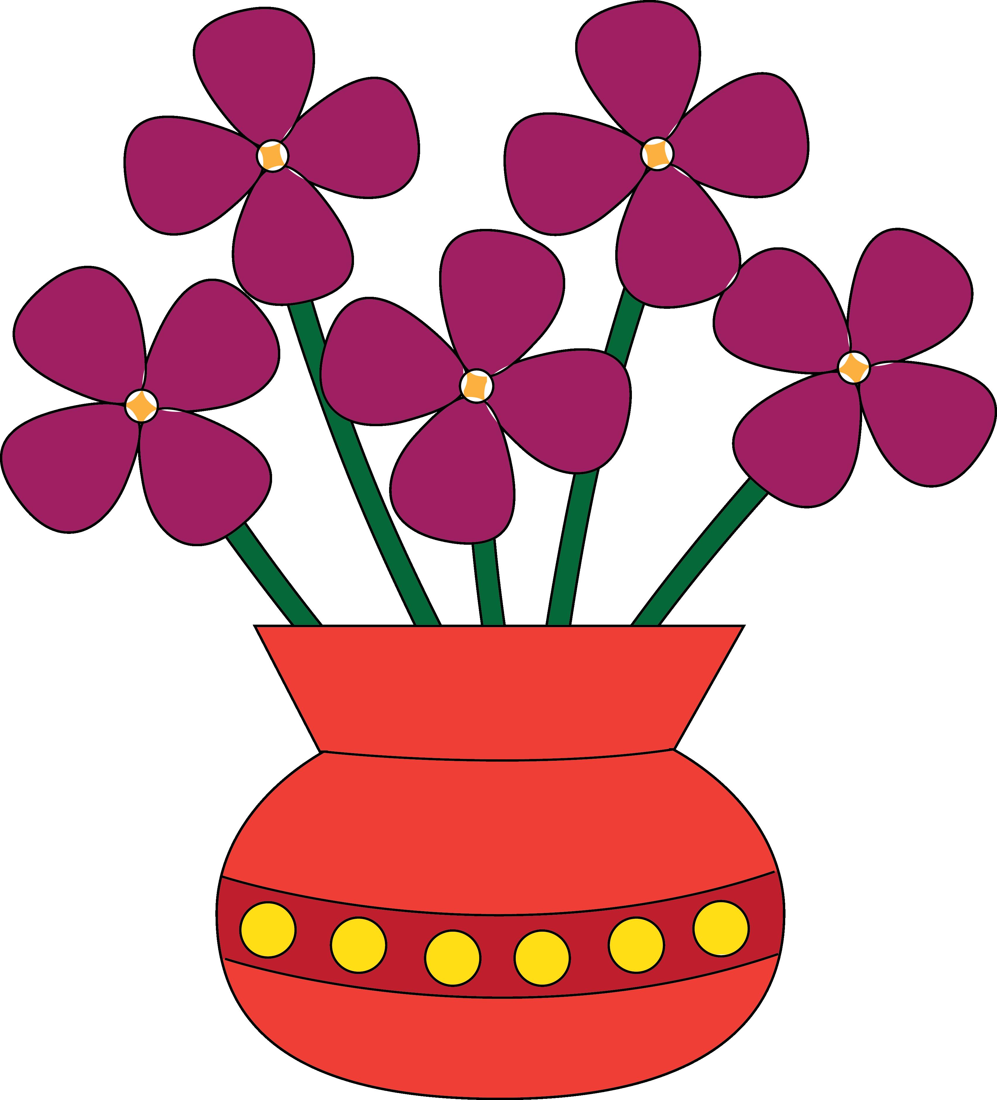 3408x3758 Clip Art Of 3 Vases Clipart