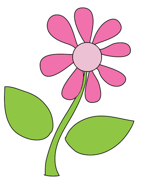 472x588 Spring Clipart