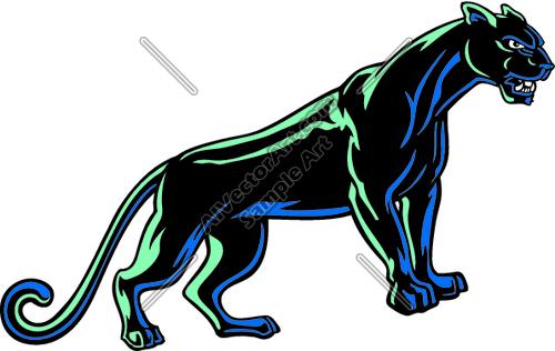 500x316 Carolina Panthers Clipart