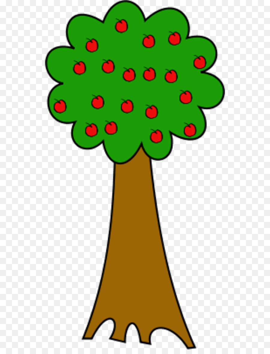 900x1180 Fruit Tree Clip Art