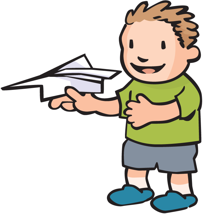 700x738 Image Of Paper Airplane Clipart