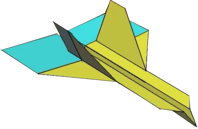 653x427 Paper Airplane Clipart