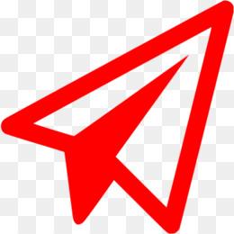 260x260 Airplane Paper Plane Icon Design Icon