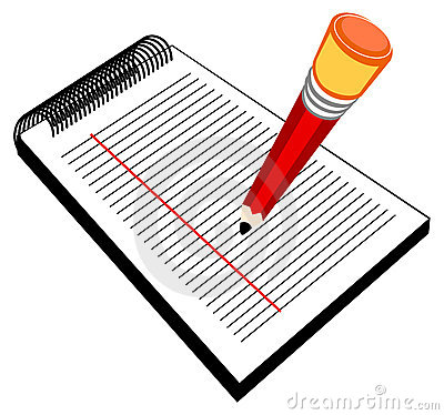 400x374 Notebook Clipart Pad Paper