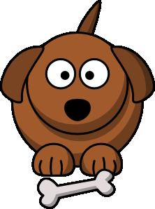 222x298 Cartoon Dog Clip Art