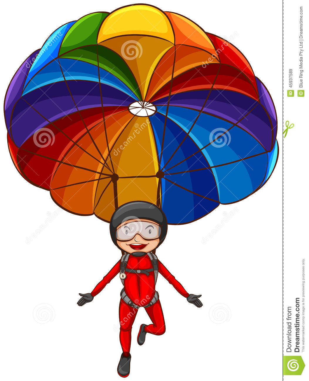 1053x1300 Collection Of Parachute Clipart No Background High Quality