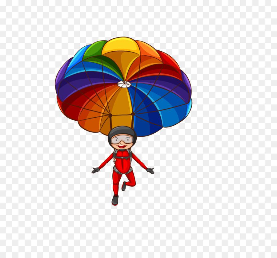 900x840 Parachute Drawing Royalty Free Clip Art