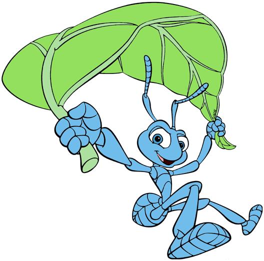 528x522 A Bug's Life Clip Art Disney Clip Art Galore