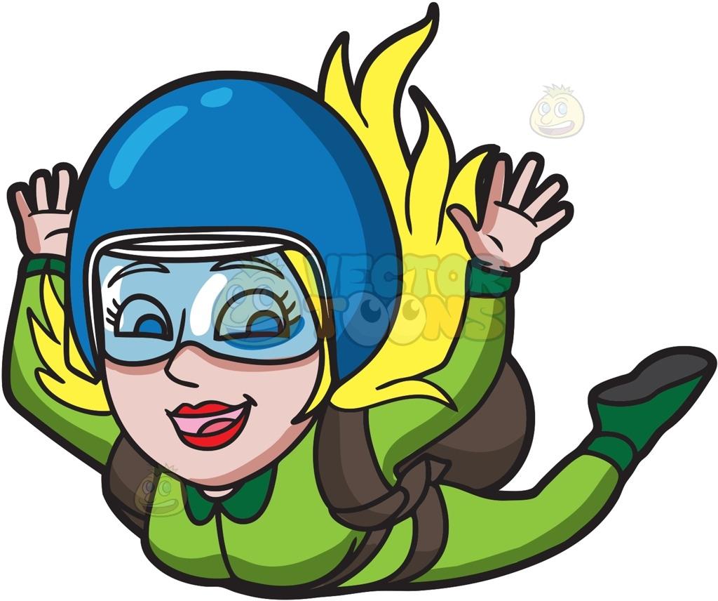 1024x856 Cartoon Clipart Parachute Z2qeri Image Clip Art