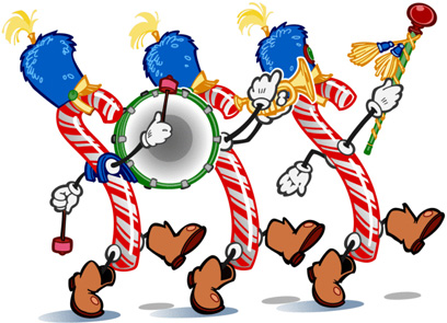 408x295 Christmas Parade Clip Art Fun For Christmas