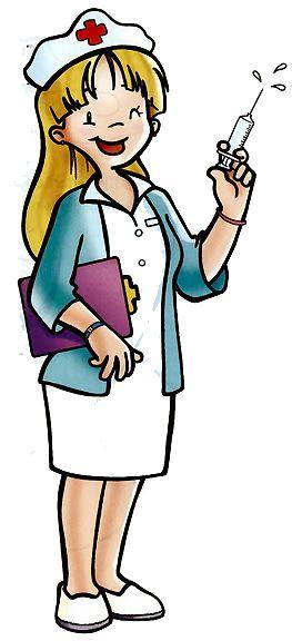 263x576 Hospital Enfermeras Doctor Art Clip Art, Decoupage