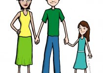 210x150 Clip Art Clip Art Of Parents