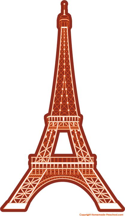 418x718 Valuable Idea Paris Clipart Eiffel Tower