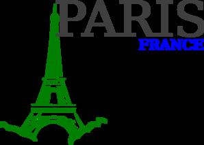298x213 Paris France Clipart