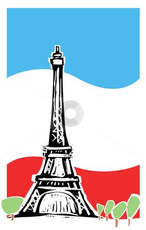 286x450 Paris France Stock Vector