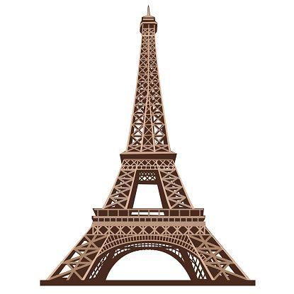 415x415 Amazing The Eiffel Tower Clip