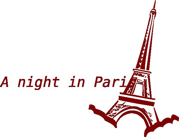 600x460 Eiffel Tower Clip Art