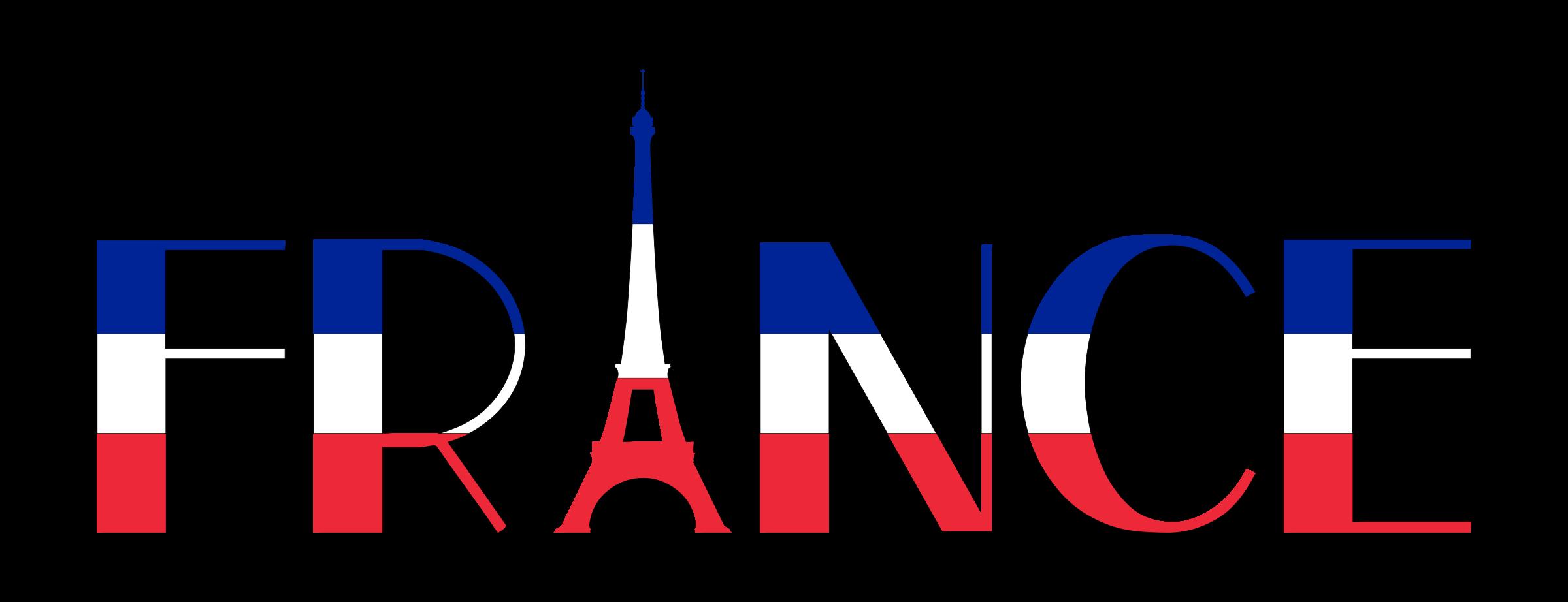 2400x922 France Clipart France