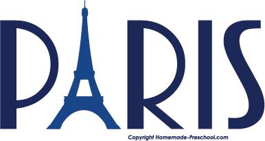 386x205 Awesome Paris Clip Art Images