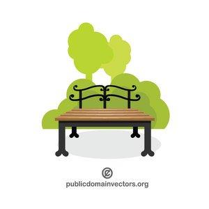 300x300 38 Bench Free Clipart Public Domain Vectors