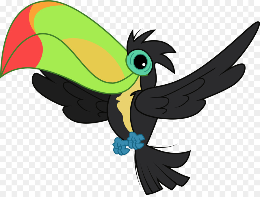 900x680 Toucan Parrot Bird Clip Art