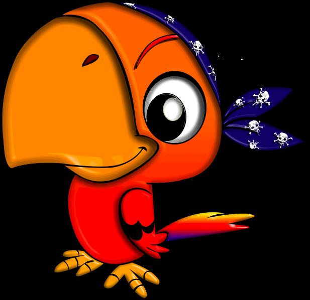 617x598 Parrot Clipart Free To Use Public Domain Parrot Clip Art Clipart