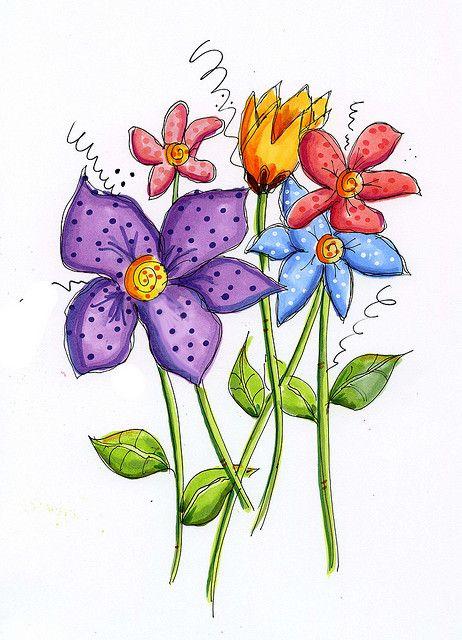 462x640 97 Best Flowers Clip Art Images On Illustrations, Art