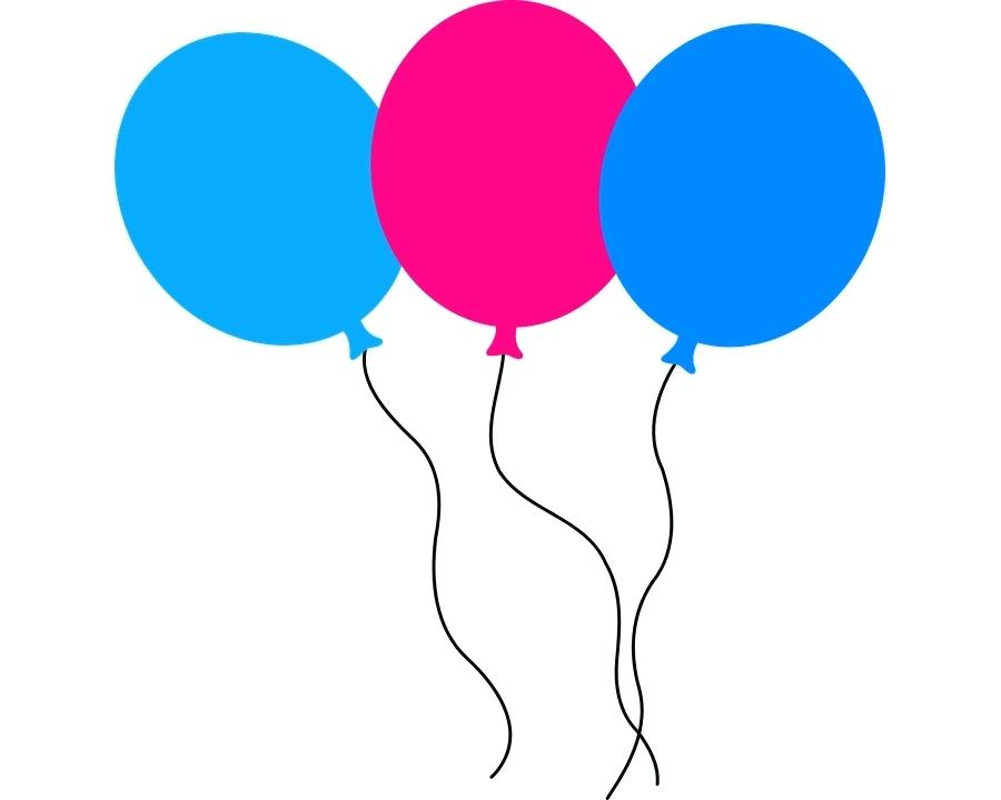 900x720 Balloons Images Clip Art This Colorful And Happy Set Of Balloon
