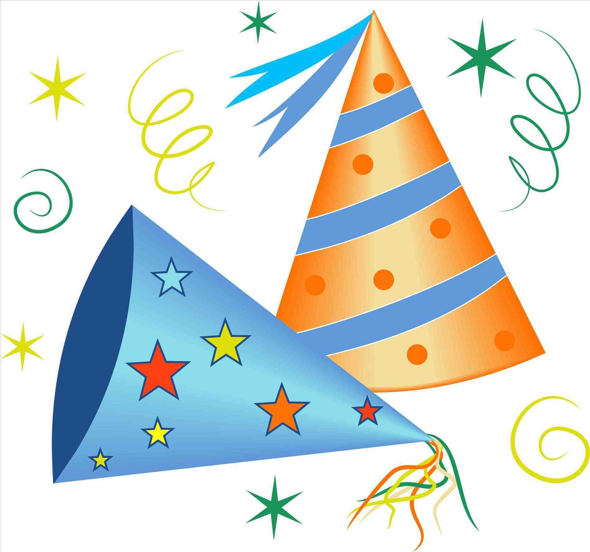 1899x1777 Birthday Party Hat Clip Art 2018