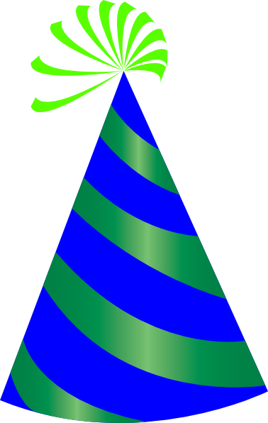 378x596 Child Party Hat Clip Art At Images