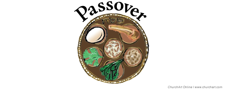 923x375 Pesach Clipart