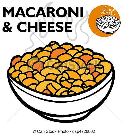 450x470 Doodle Macaroni Clipart Vector Graphics. 482 Doodle Macaroni Eps
