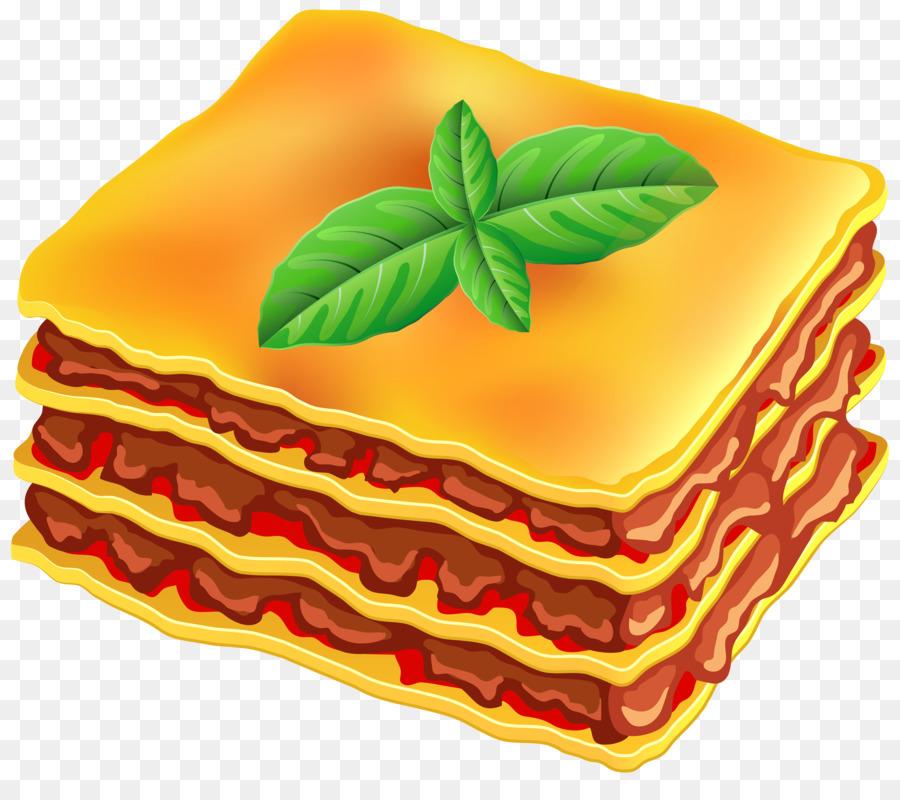 900x800 Lasagne Italian Cuisine Pasta Clip Art