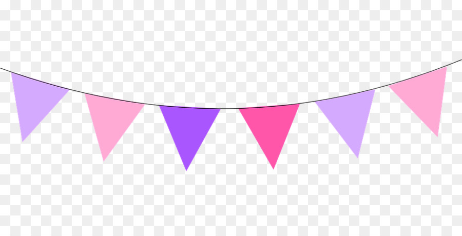 900x460 Pastel Clipart Pastel Bunting