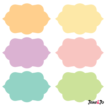 350x350 Pastel Frame Clipart Png Tag Borders Frame Image Label Clip Art