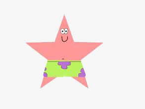 293x220 Patrick, Star, Pink Png Image And Clipart For Free Download