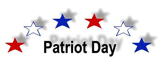 Patriot Day Clipart