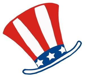 300x270 Free Patriotic Clip Art Image