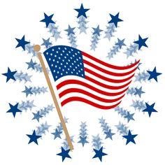 236x236 Patriotic Stars Clip Art Patriotic Star Flag Clip Art Good